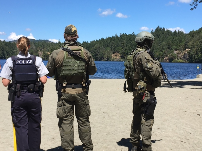 Westshore Rcmp Search For Suspects In Highlands Friday