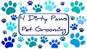 4 Dirty Paws Pet Grooming